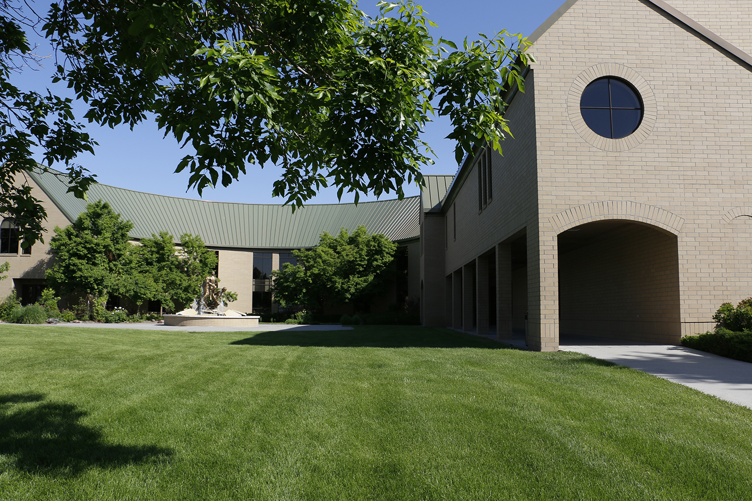 Main hall, central wyoming college